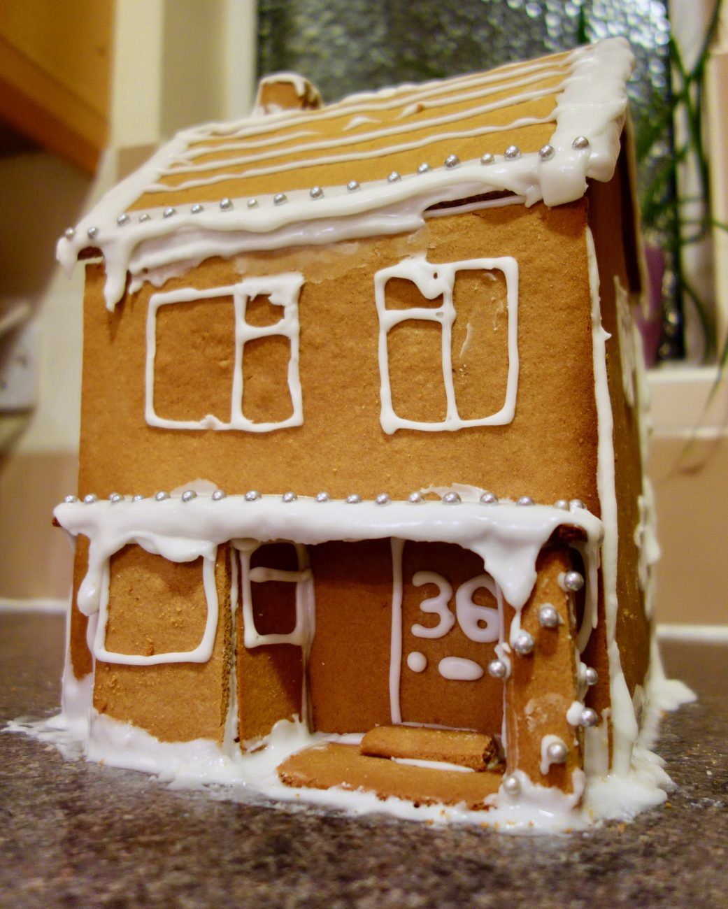 gingerbread creation