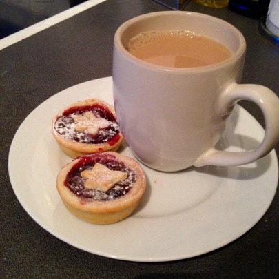 Mary Berry's Cranberry Mince Pies