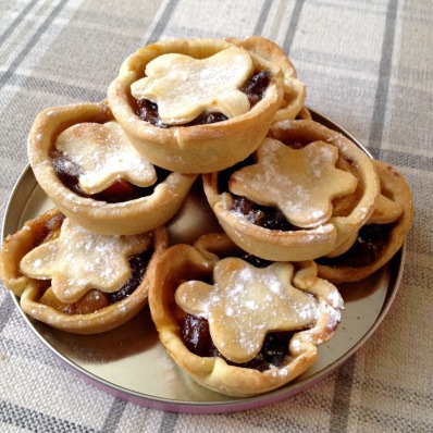 Paul Hollywoods Mince pies