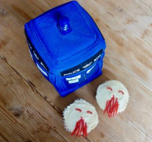Doctor who ood cupcakes