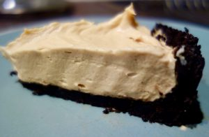 Peanut Butter Chocolate Pie Oreo