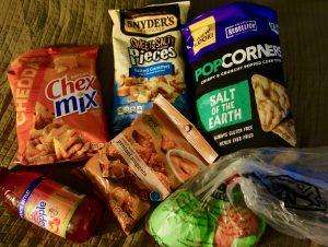 new york snacks