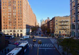 New York 2017 high line