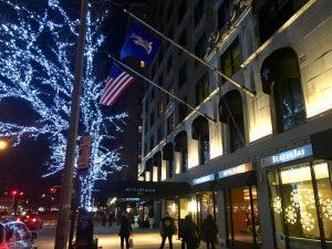 New York 2017 hotel beacon