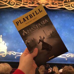 New York 2017 Anastasia