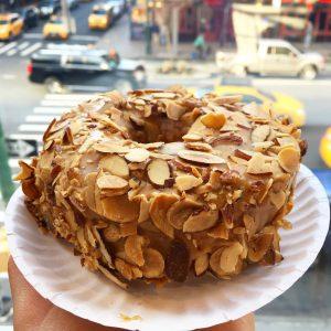 Places to eat in NYC dough dulce de leche