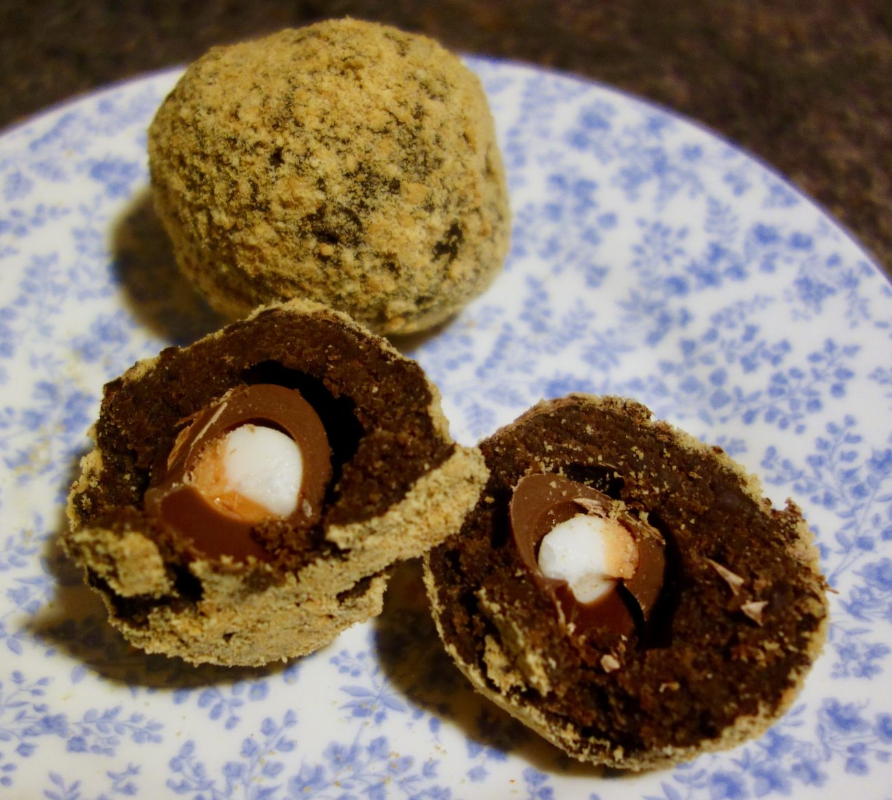 Scotch Chocolate Eggs