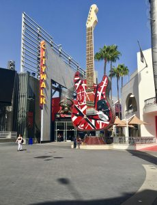 Vegan Los Angeles guide Universal citywalk