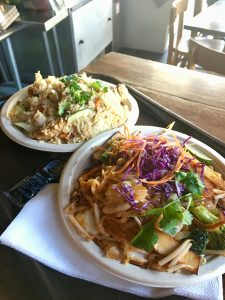 Vegan Los Angeles guide Thai vegan
