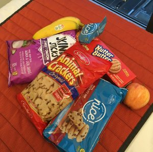 Duane Reade Vegan snacks
