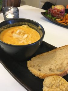 Gló vegan soup