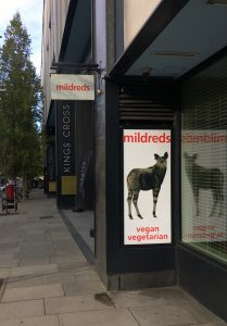 Mildreds vegan London