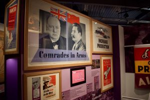 Visiting Manchester peoples history museum